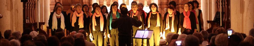 groupe gospel célébration bandeau
