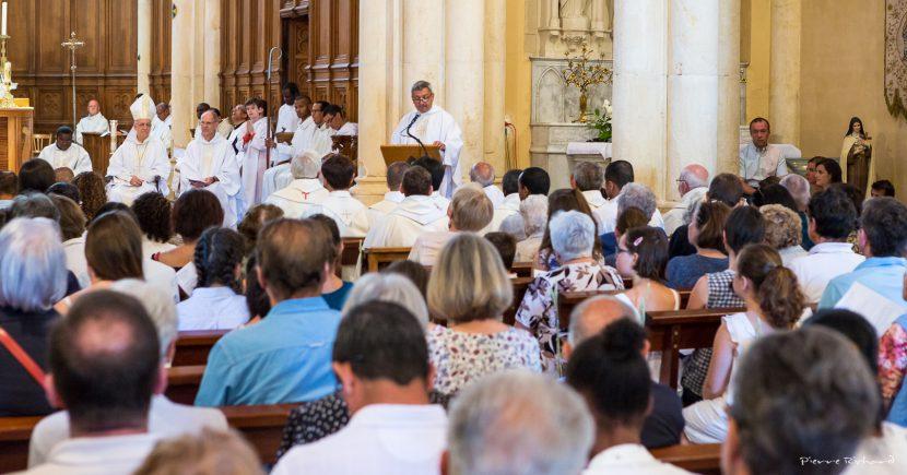 Ordination diaconale de Pierre Myscile