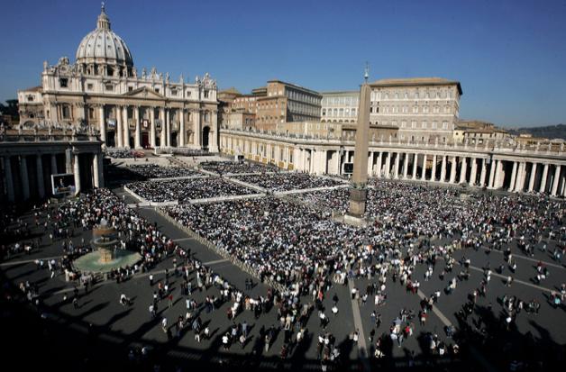 Rome place St Pierre