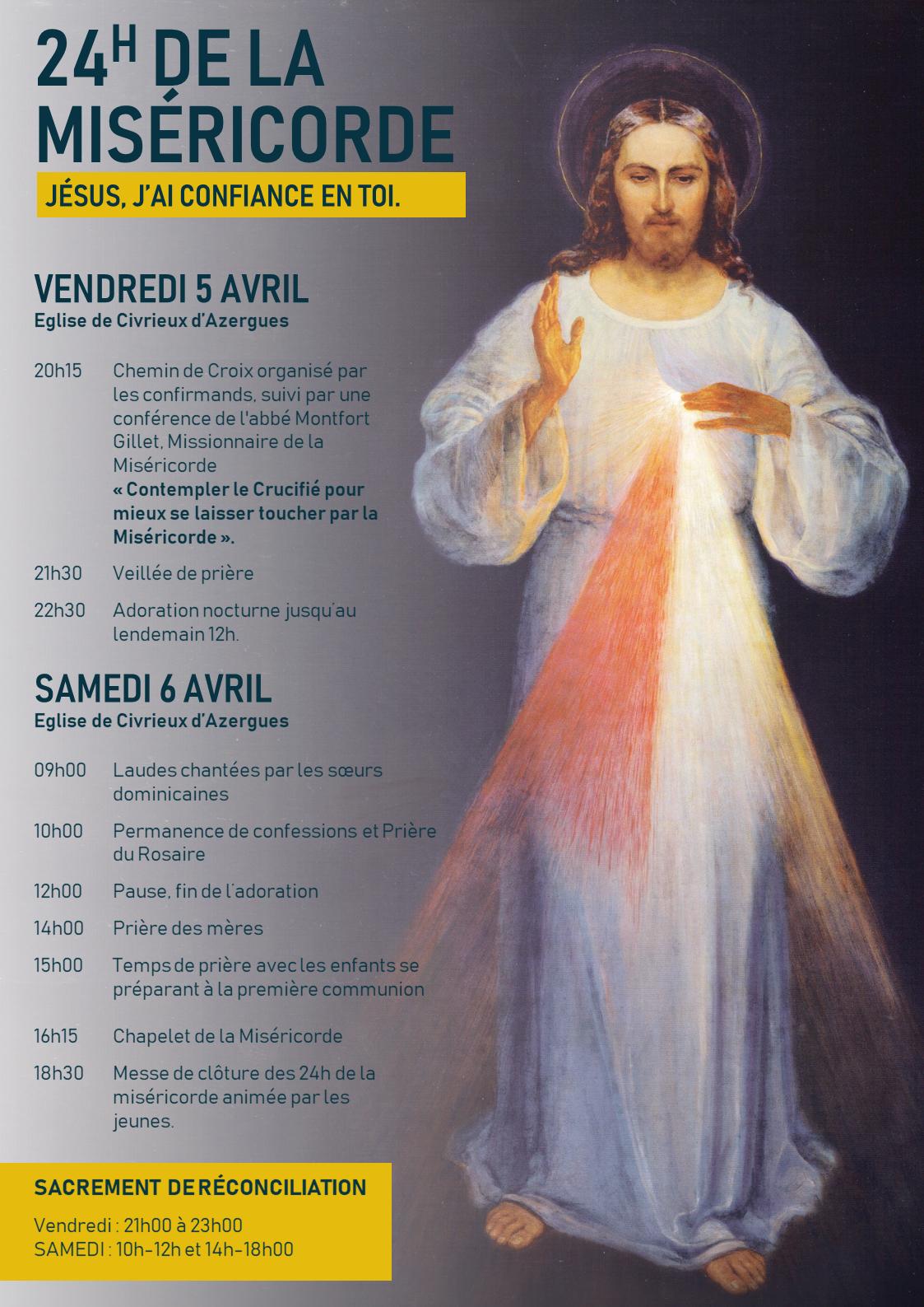 24 Miséricorde Recto