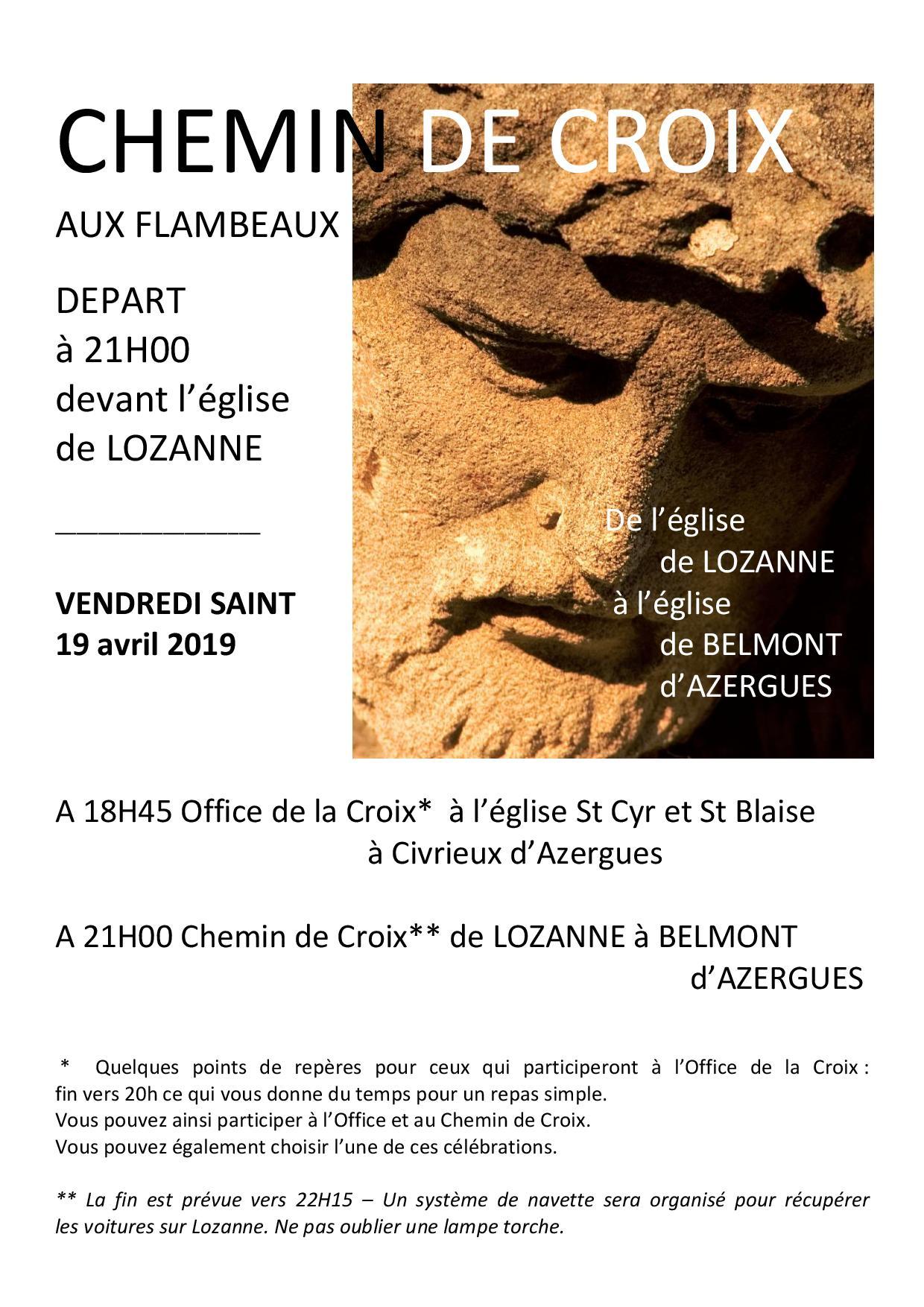 CHEMIN DE CROIX 2019 Affiche A4-page-001