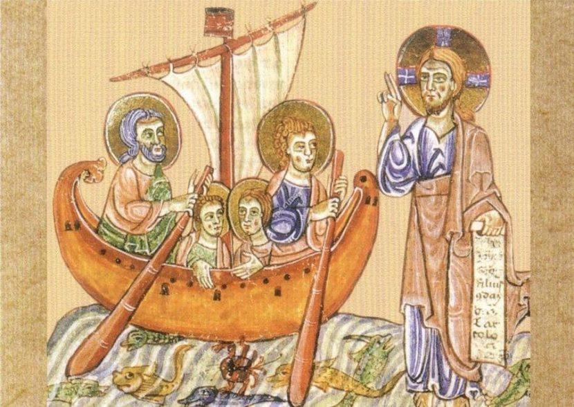 image 3ème dimanche de Pâques