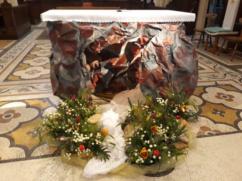 image homélie 2ème dimanche de Pâques
