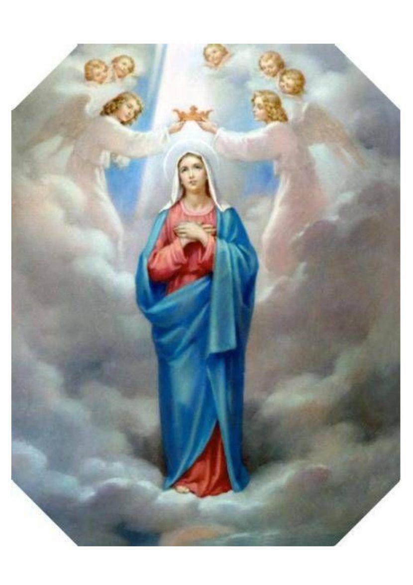 Image Assomption de la Vierge Marie