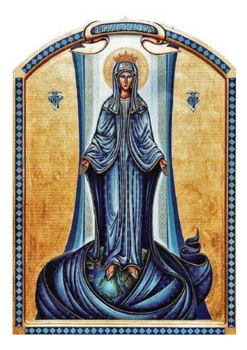 Image pour mon homelie immaculee conception