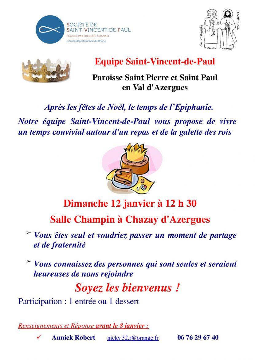 Invitation 12 janvier 2020