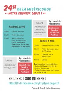 Affiche 24h 2020